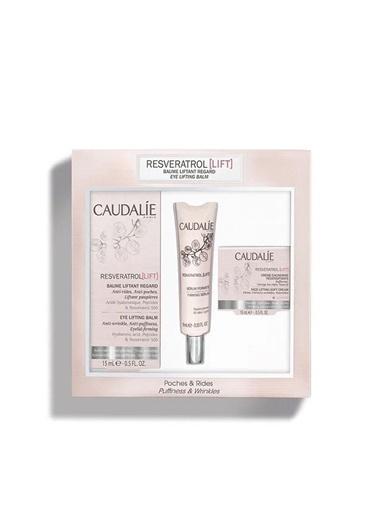 Caudalie Caudalie Resveratrol Eye Lifting Balm 15ml Set Renksiz